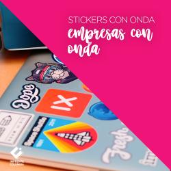 Stickers autoadhesivos